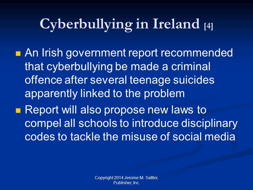 Cyberbullying in Ireland [4]